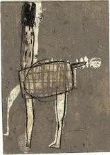 ないてから考える 2007 『シュレイバーと狼男』装画のサムネイル画像